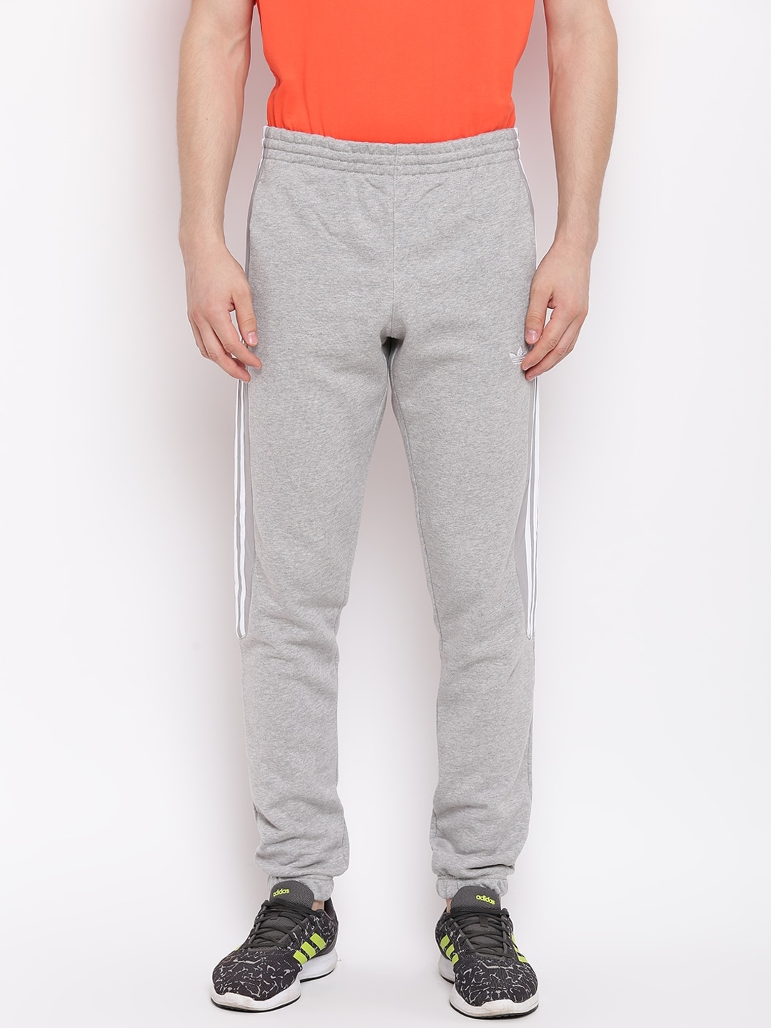 ADIDAS Originals Men Grey RADKIN Joggers