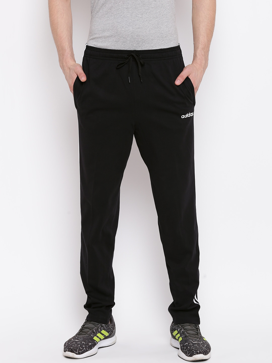 7a1b5609 Adidas Track Pants Pants Jeans - Buy Adidas Track Pants Pants Jeans online  in India