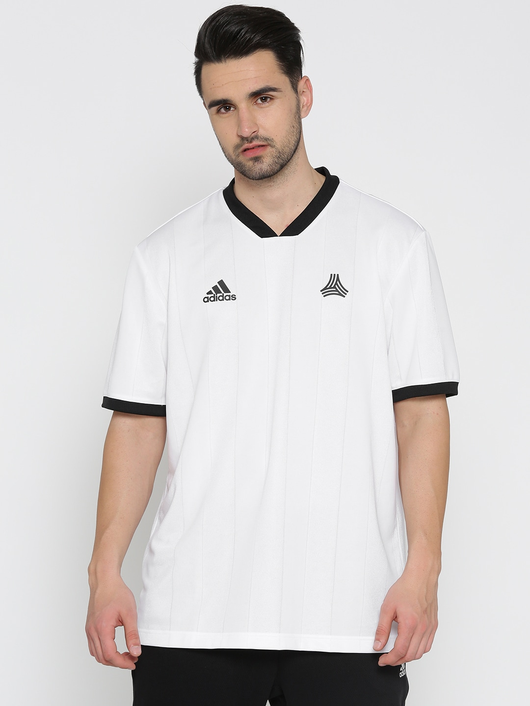 online store 06d29 6a6bb Adidas T-Shirts - Buy Adidas Tshirts Online in India   Myntra
