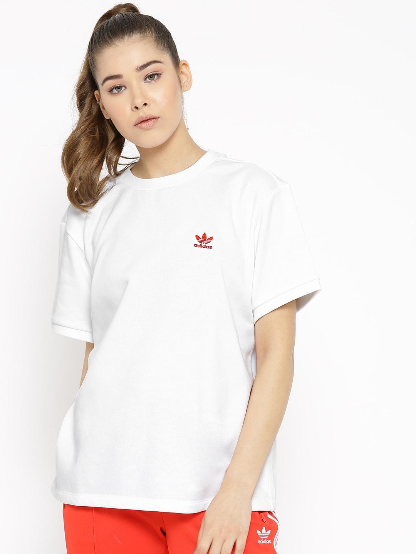 facc24343b2825 Adidas T-Shirts - Buy Adidas Tshirts Online in India