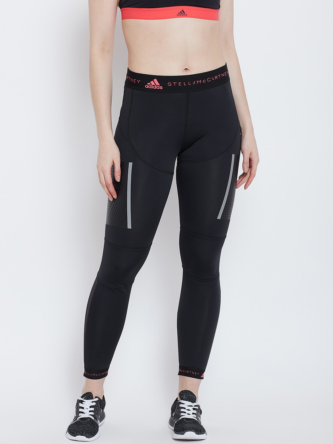 uk availability af577 4ef3a Adidas Bat Tights Caps Leggings - Buy Adidas Bat Tights Caps Leggings  online in India