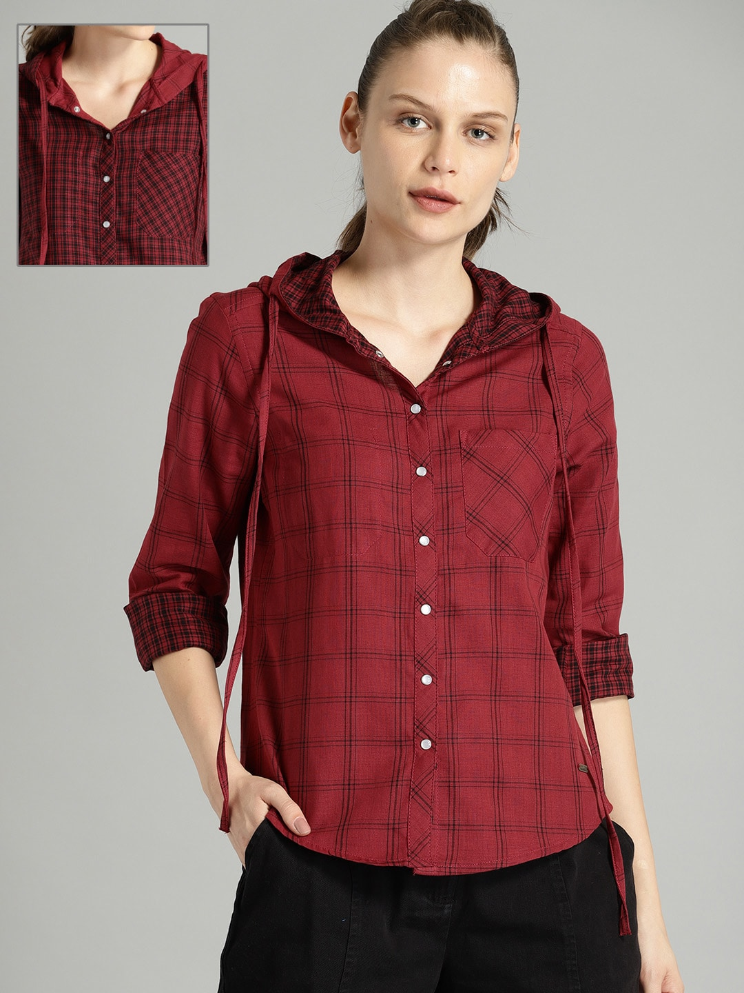 2bfd0c49edd Reversible Shirts - Buy Reversible Shirts online in India