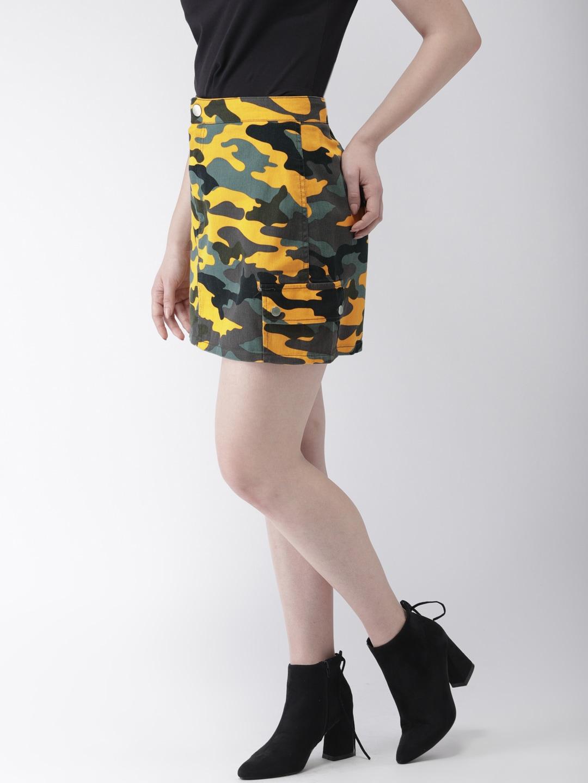 8d0831218c Women's Skirts - Buy Skirts for Women Online in India