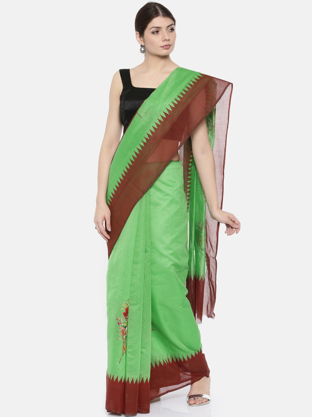 062617f2ec0d5 Chanderi Sarees - Buy Chanderi Sarees Online in India