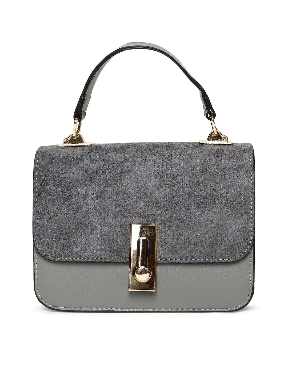 5c3476d6ce58 Grey Handbags - Buy Grey Handbags online in India