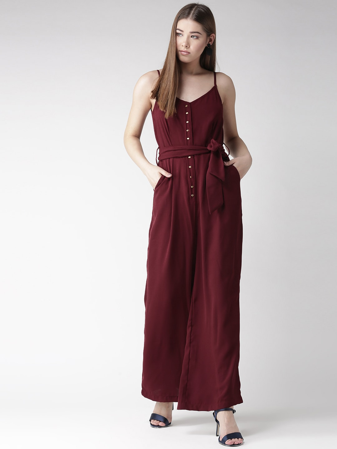 1e6f3703c7aa Women Jumpsuits Rompers - Buy Women Jumpsuits Rompers Online in India