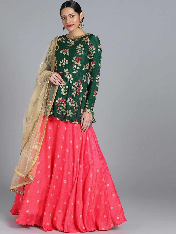 35ea57991efb9 Lehengas - Buy Lehenga for Women   Girls Online in India