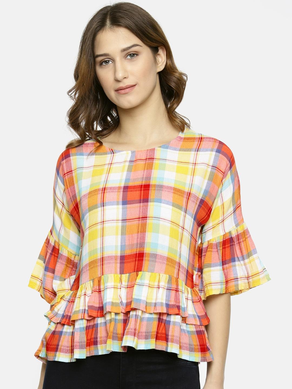 08c13f4cf7461b Rayon Tops - Buy Rayon Tops for Women   Girls Online