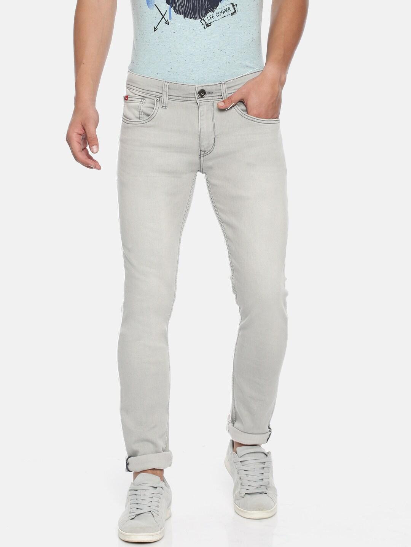 8358f25c7b4 Grey Denim Jeans - Buy Grey Denim Jeans online in India