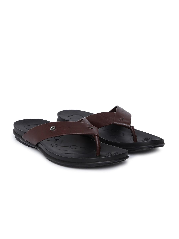54a323b3d Brown Sandals - Buy Brown Sandal Online in India