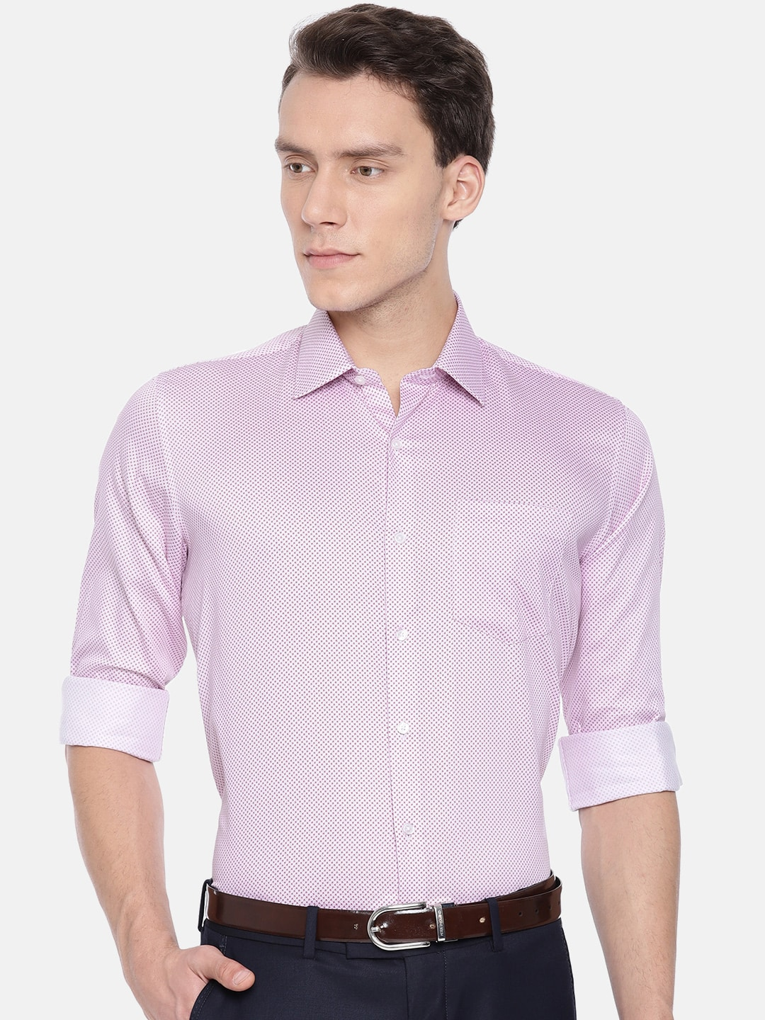 db11b9b4a2f Van Heusen Printed Shirts - Buy Van Heusen Printed Shirts online in India