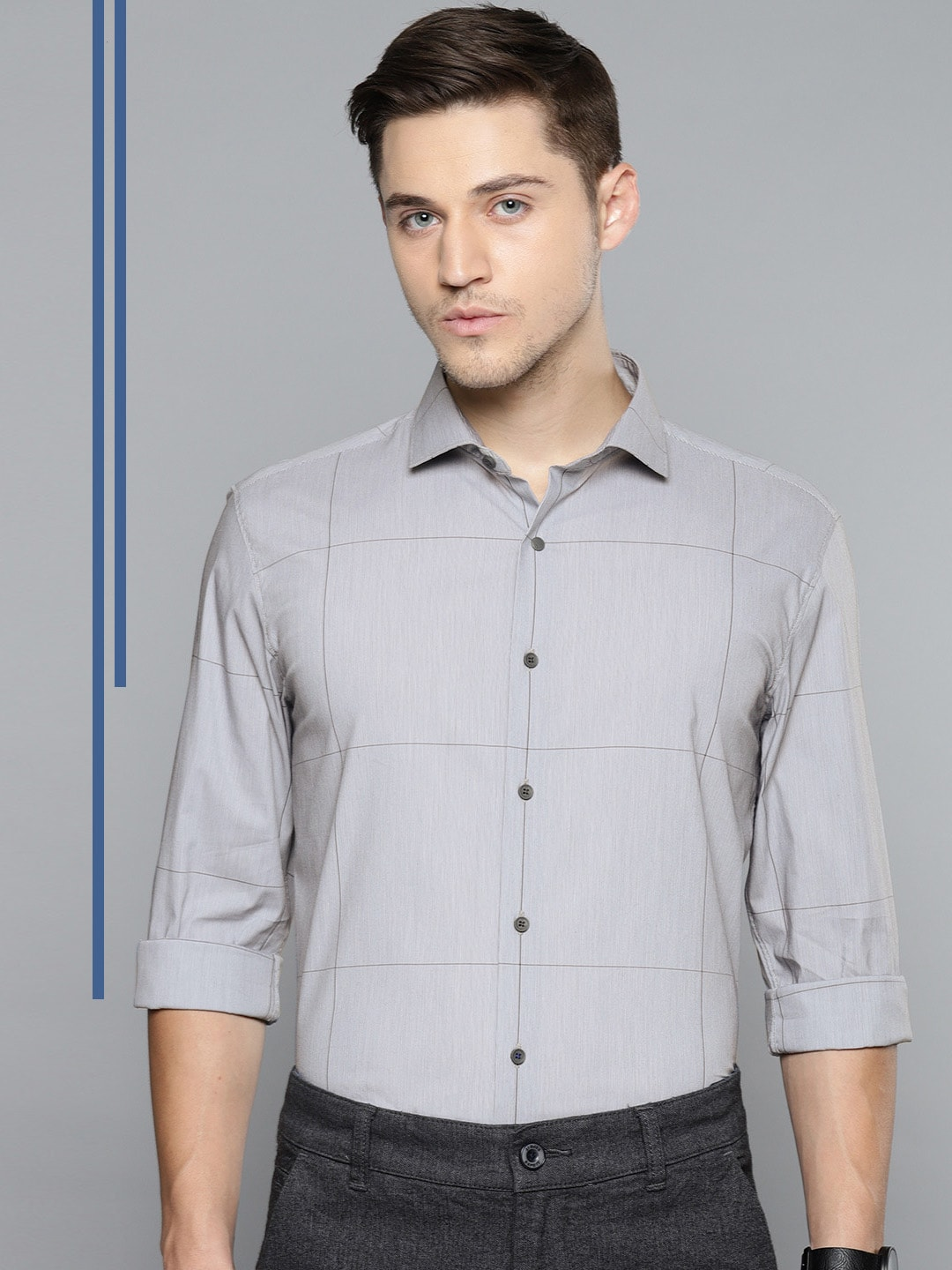 2945fa2cc644 Super Slim Fit Shirts - Buy Super Slim Fit Shirts online in India
