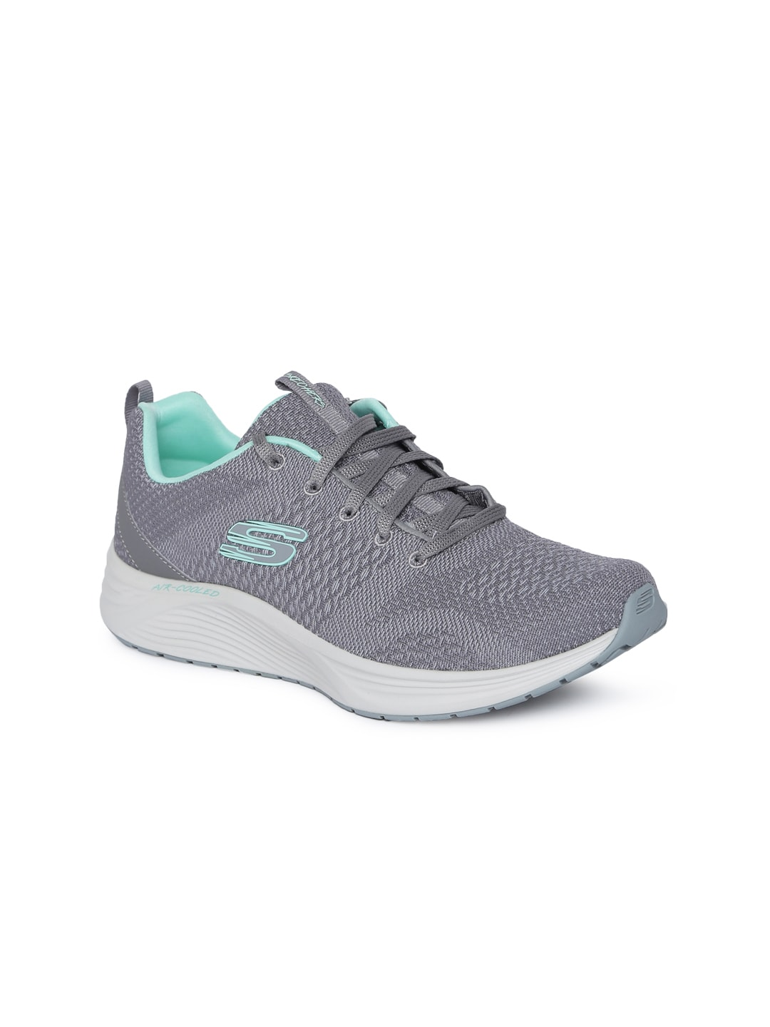 Women Grey Sneakers Surefire Skyline Skechers fg7Yy6b