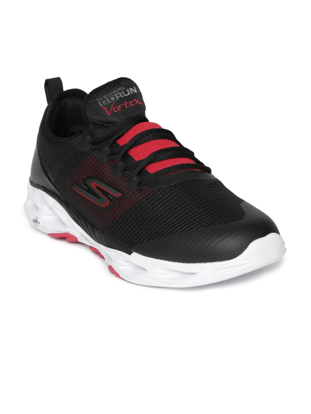 online store 3e36f 768a5 Men In Black Sports Shoes Casual - Buy Men In Black Sports Shoes Casual  online in India