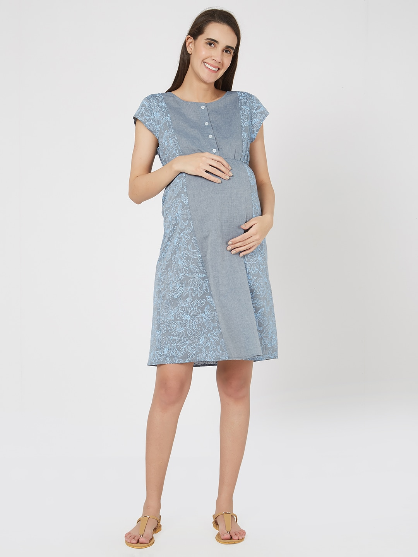 f73236c0f6f Maternity Dresses - Buy Pregnancy Dress Online in India