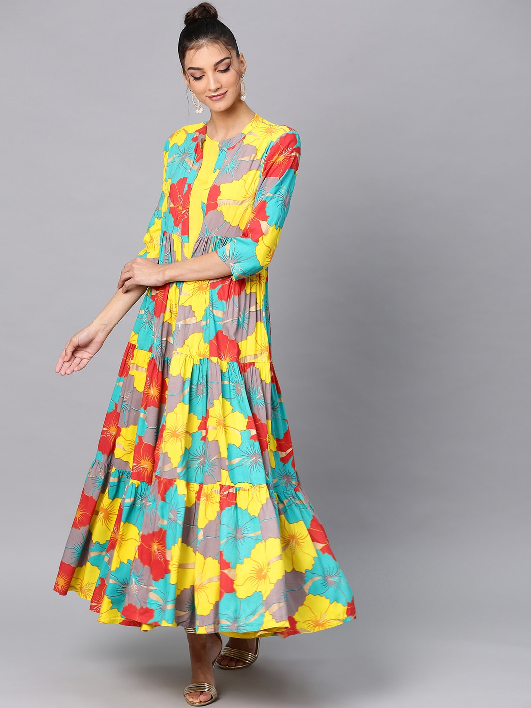 2bd66eff6 Yellow Dresses - Buy Yellow Dresses online in India