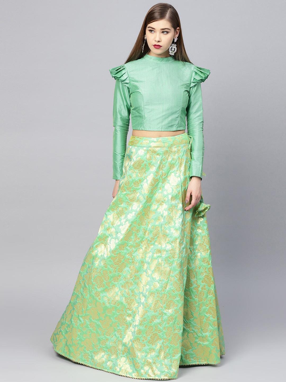 f7d7404d60cff Lehengas - Buy Lehenga for Women   Girls Online in India