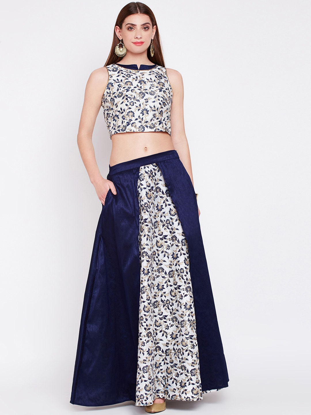 5bcf8de26 44 Best Crop top lehengas images | Indian clothes, Dress .