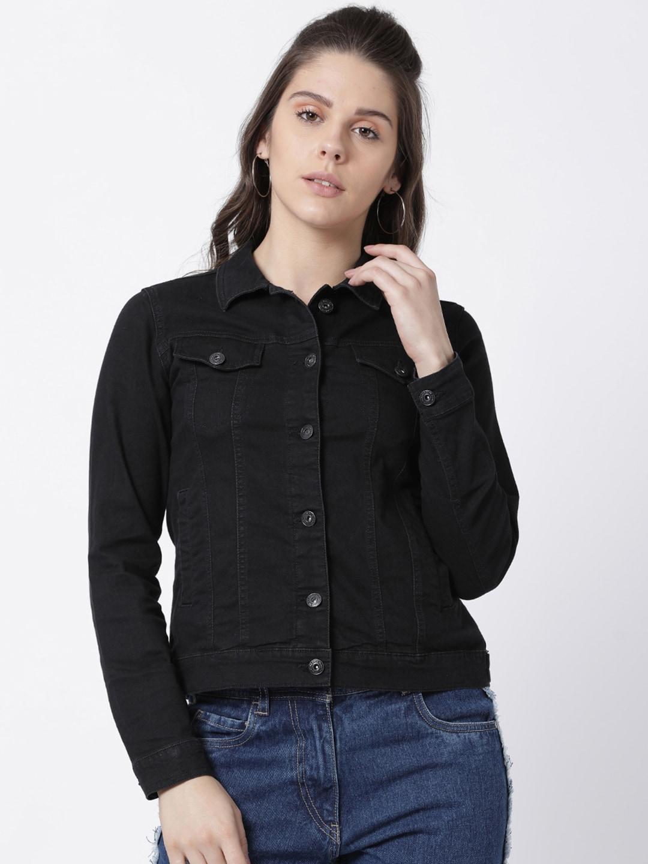 f5f1631e19 Women Denim Jacket - Buy Women Denim Jacket online in India