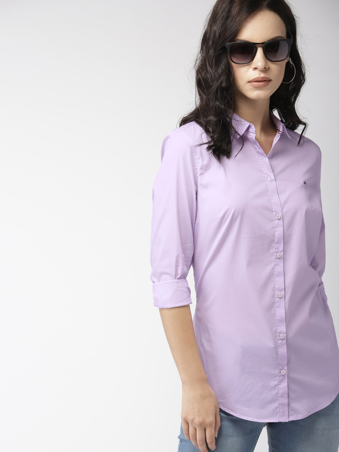 05ec5602021 Women Shirts - Buy Shirts for Women Online in India