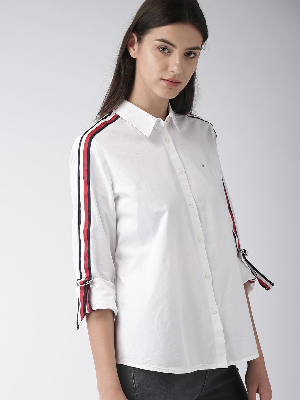 e76973456d082b Women Shirts - Buy Shirts for Women Online in India
