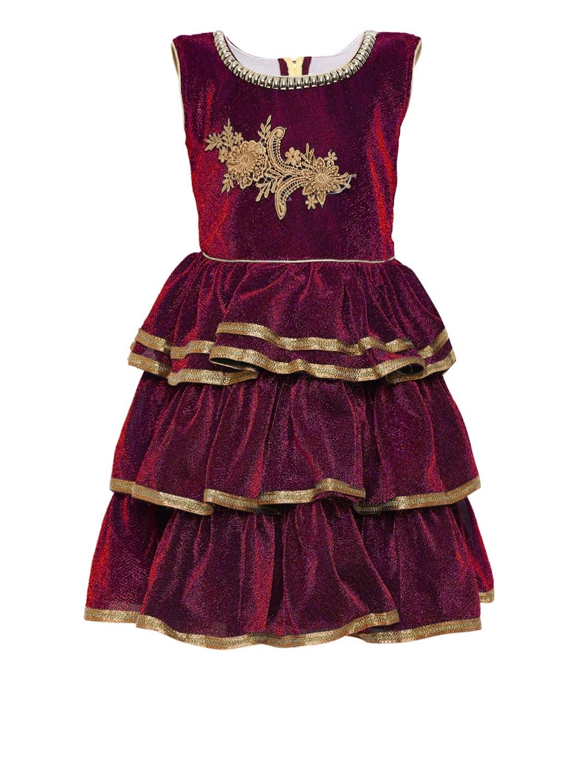 fca0097bd5b Maroon Dress - Buy Maroon Dresses Online in India at Best Price