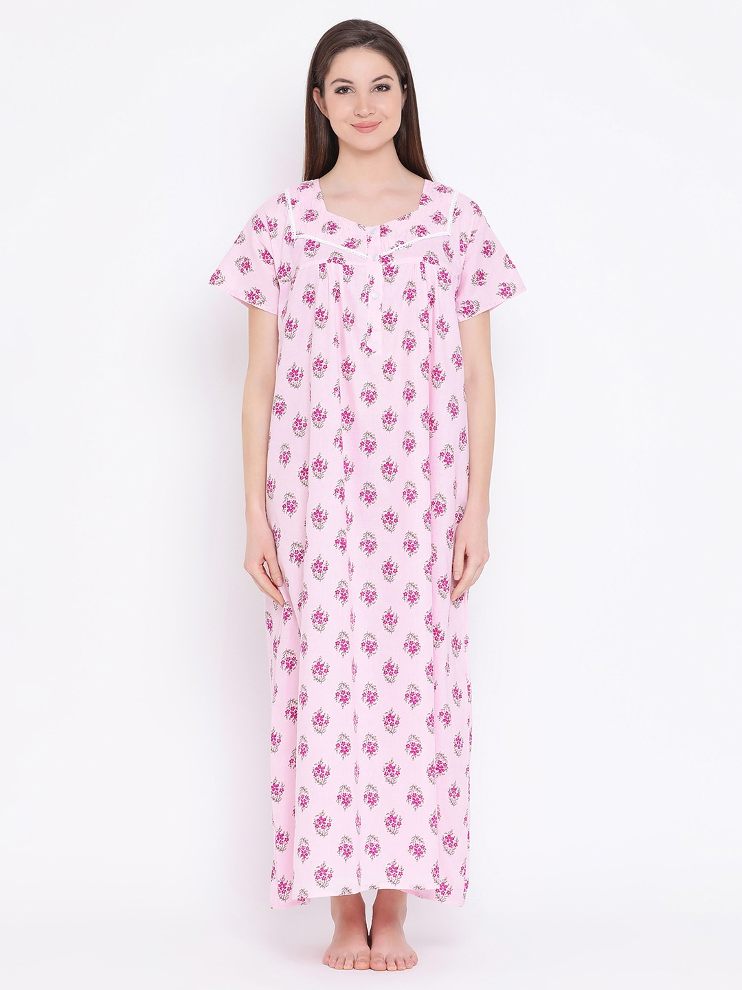 Cotton Nightdresses - Buy Cotton Nightdresses Online in India  cc949e7e8