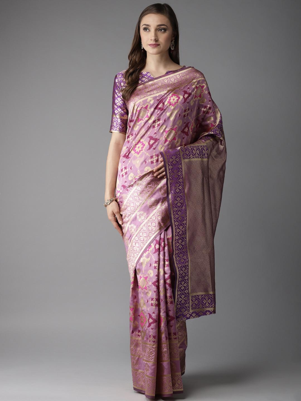 d22881a021eac Patola Sarees - Buy Patola Saree Online in India