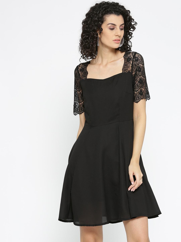 3cc3fed57 Black Dress - Buy Black Dresses For Women in India