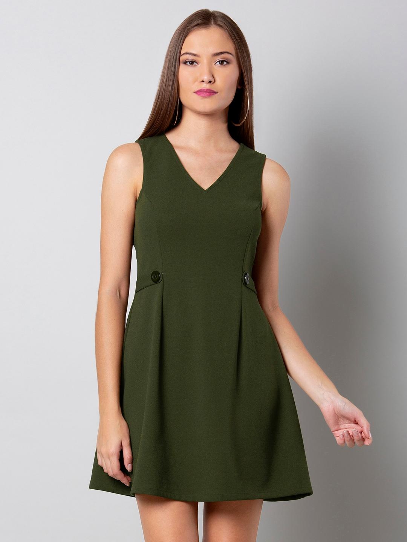 5e6bb9be93bf9 Faballey Sleeveless Dresses - Buy Faballey Sleeveless Dresses online in  India