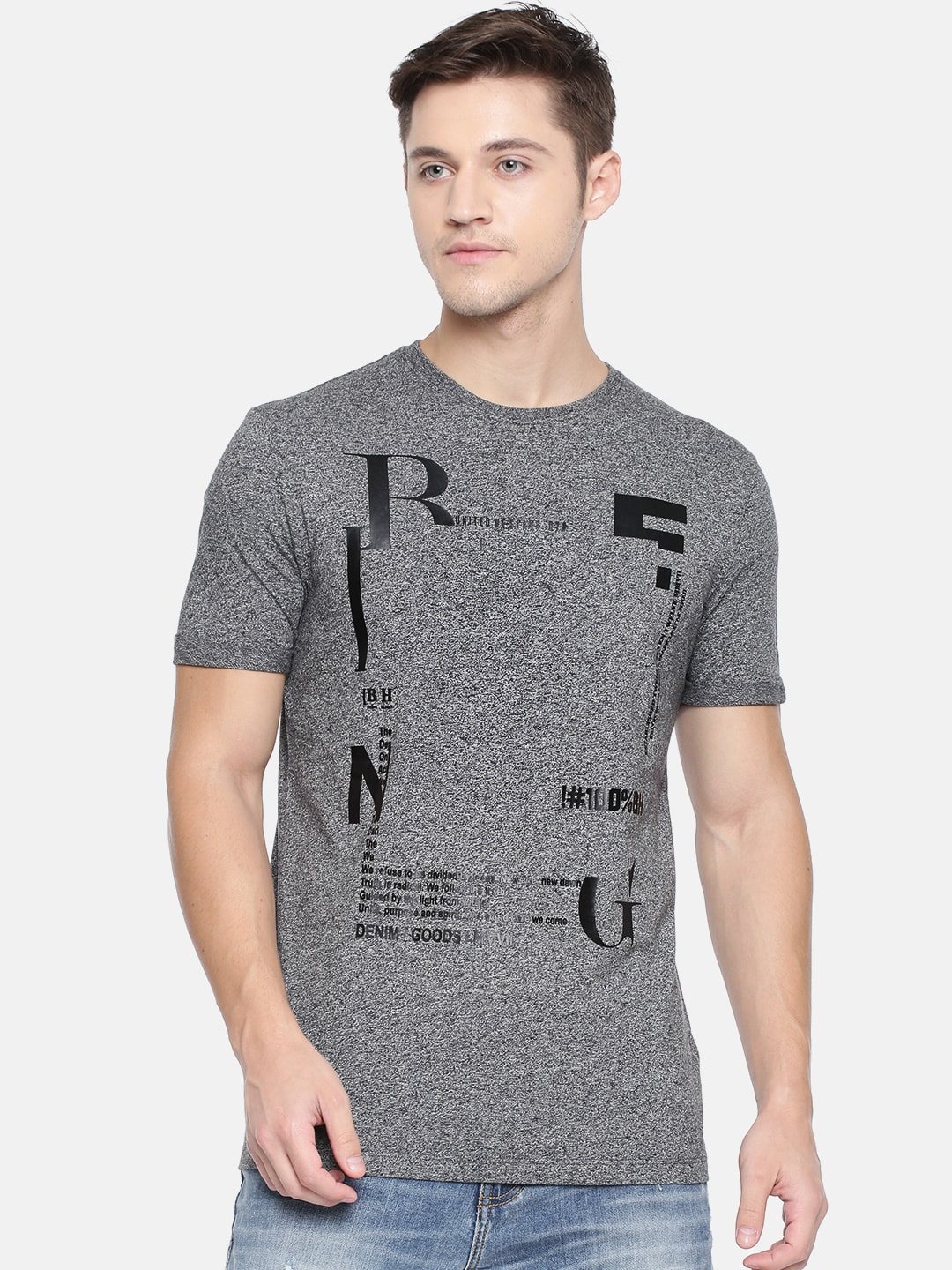 e7e51c2ef71325 Buy Being Human T-Shirts Online For Men At Myntra