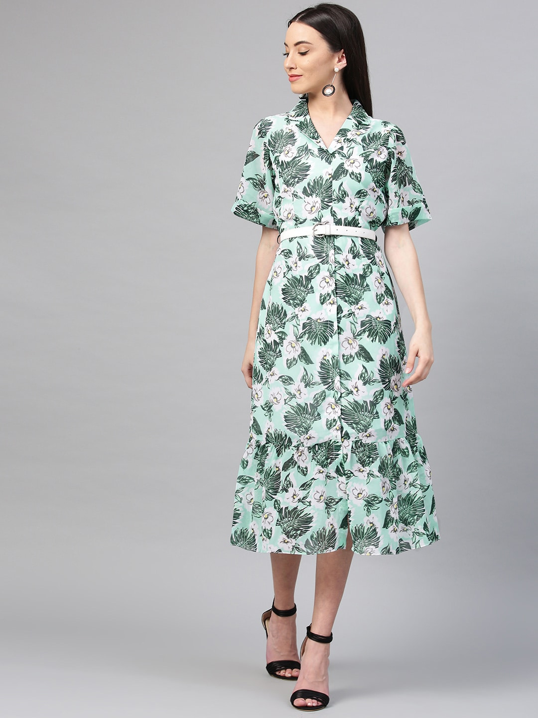 3dd9e4e1e458 Floral Dresses - Buy Floral Print Dress Online in India