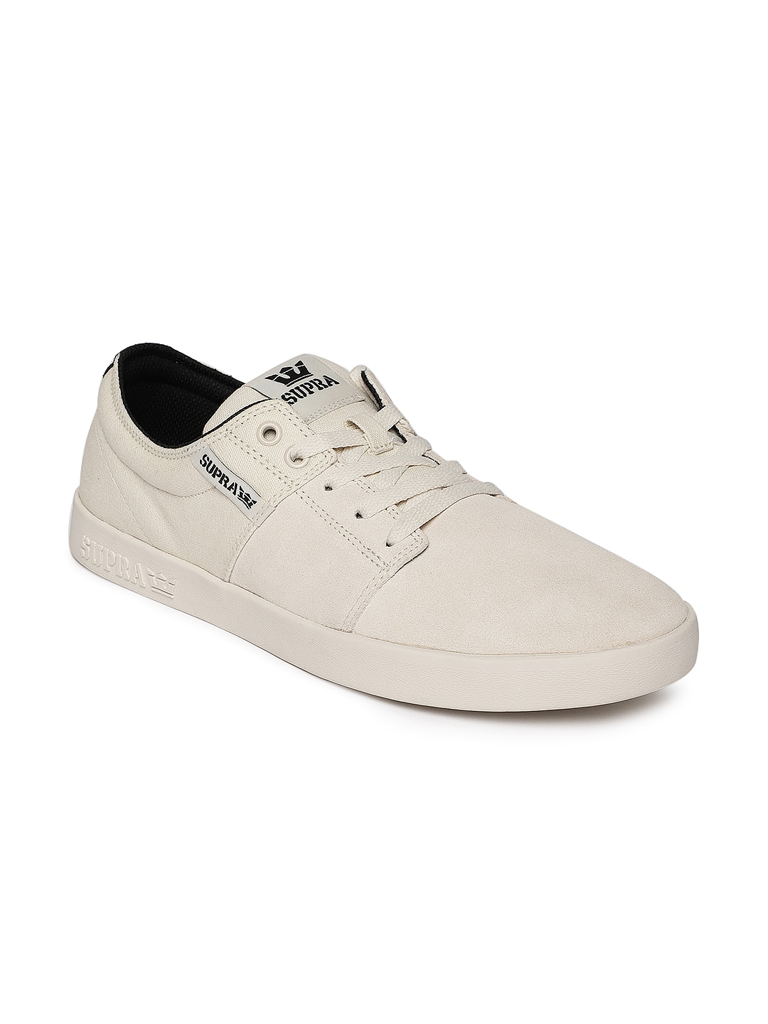 0d3ef58e1a8 Supra White Footwear - Buy Supra White Footwear online in India