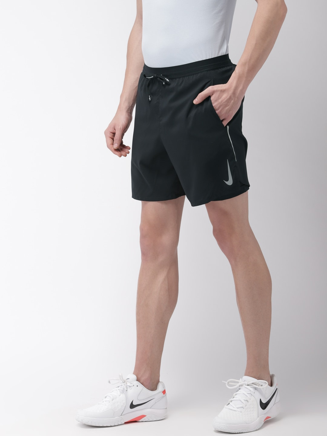 b15b32f2d4c0 Nike Polyester Shorts - Buy Nike Polyester Shorts online in India