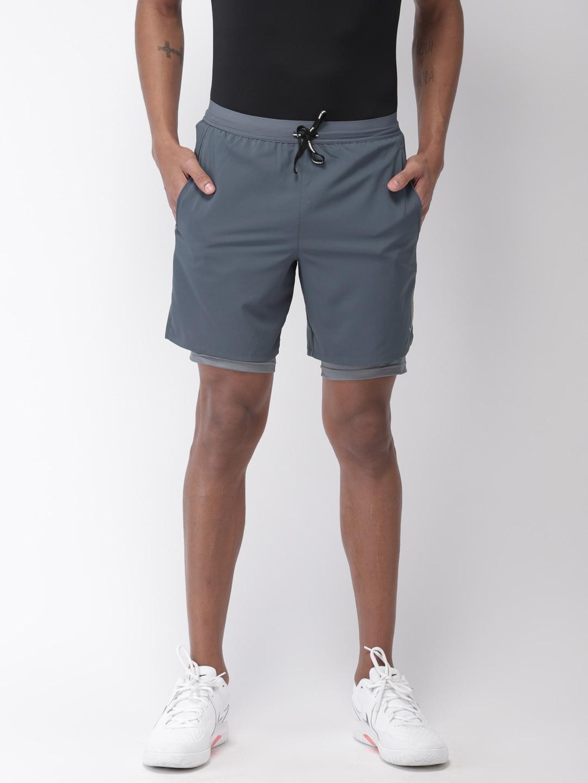 df91193c7a735 Nike Grey Shorts - Buy Nike Grey Shorts online in India