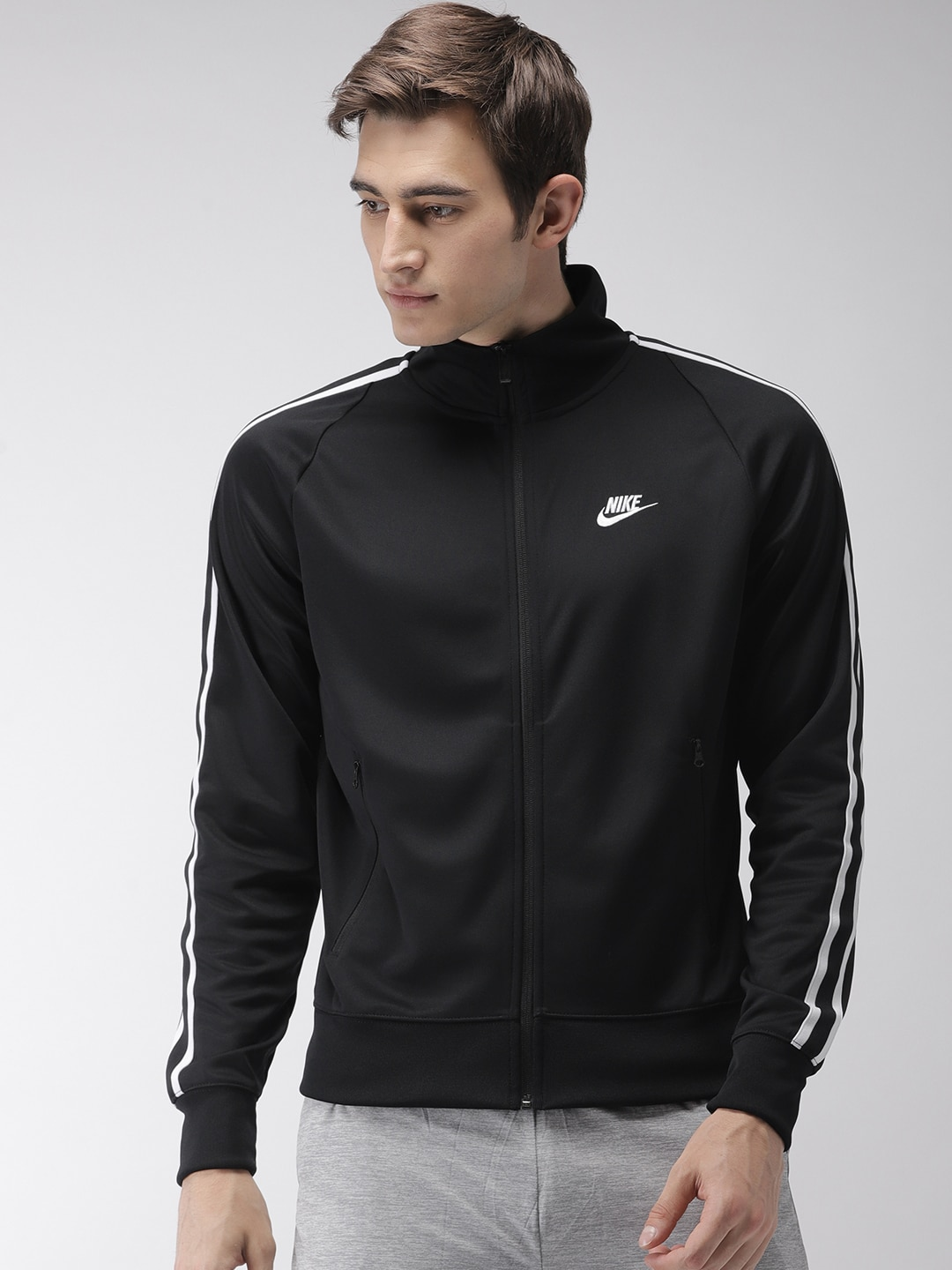 new concept 1292e ca9bb Nike Jackets - Buy Nike Jacket for Men   Women Online   Myntra
