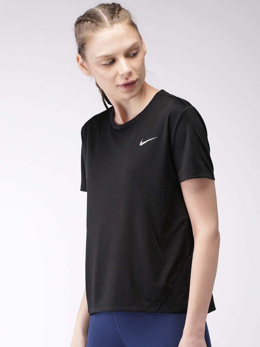 e635535a1d23 Nike Miler Tshirts - Buy Nike Miler Tshirts online in India