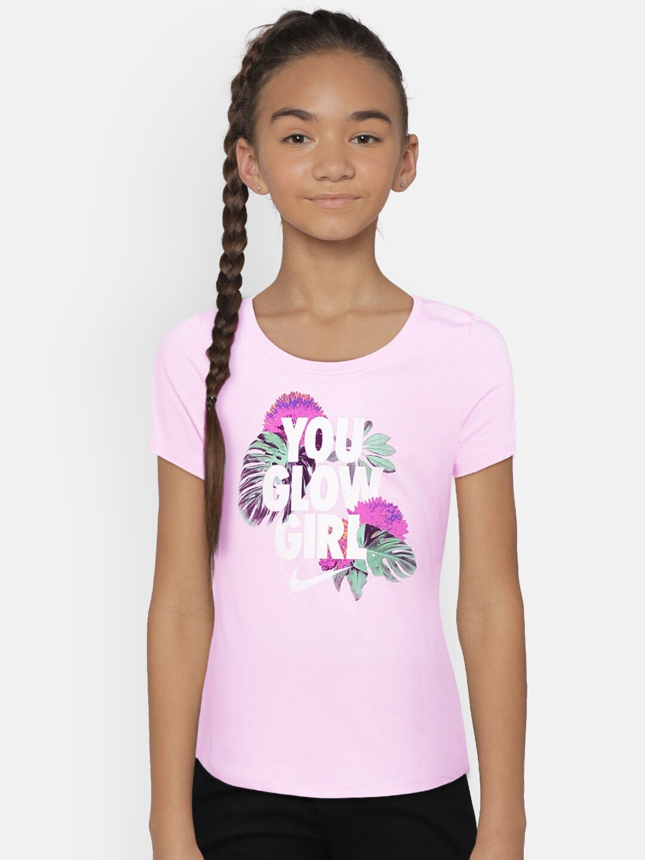 d9b6c27ada48e Boys Girls Nike Tshirts - Buy Boys Girls Nike Tshirts online in India