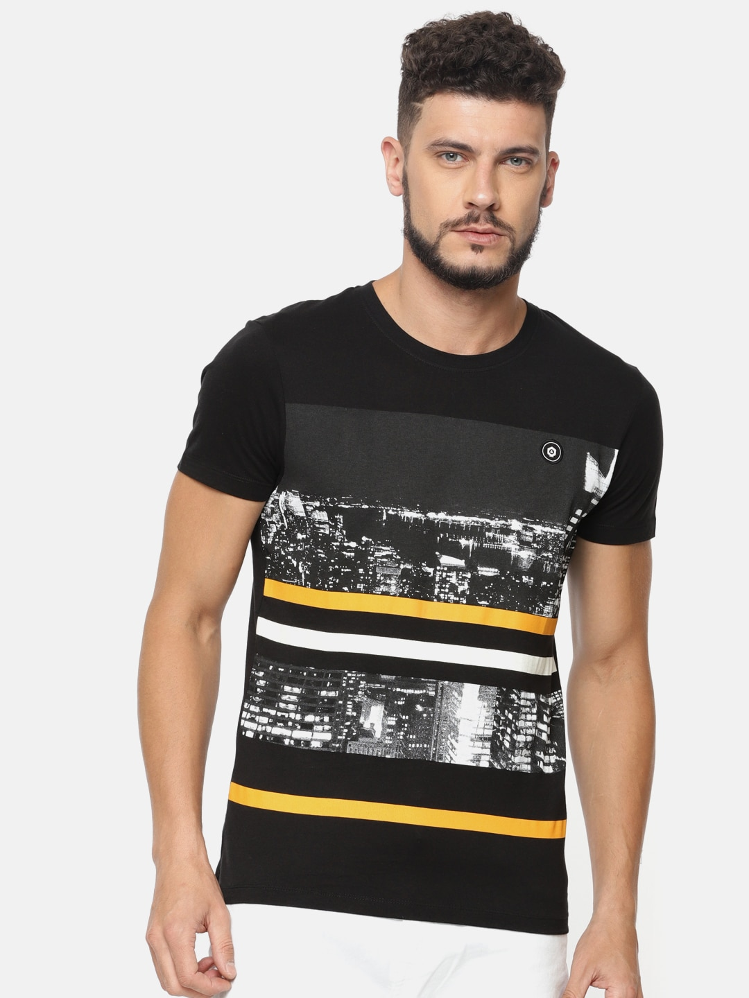 dfaa13c1e Men T-shirts - Buy T-shirt for Men Online in India