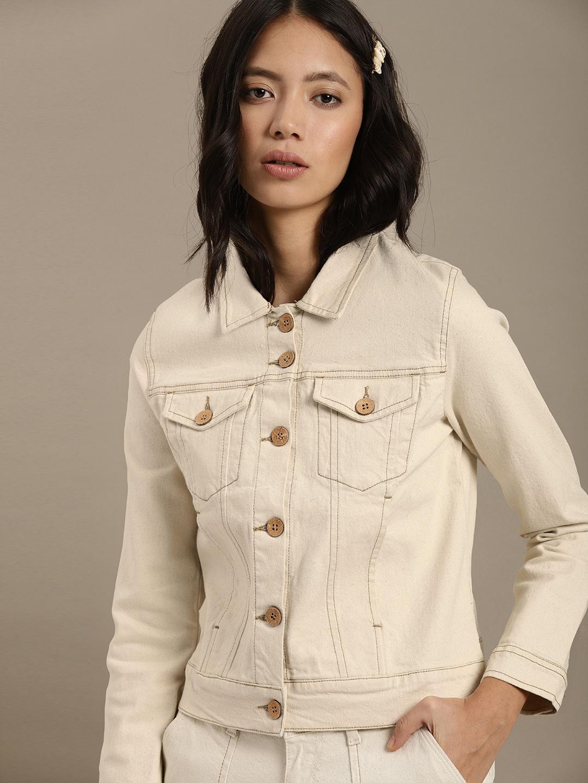 52fc431ae19 Women Denim Jacket - Buy Women Denim Jacket online in India