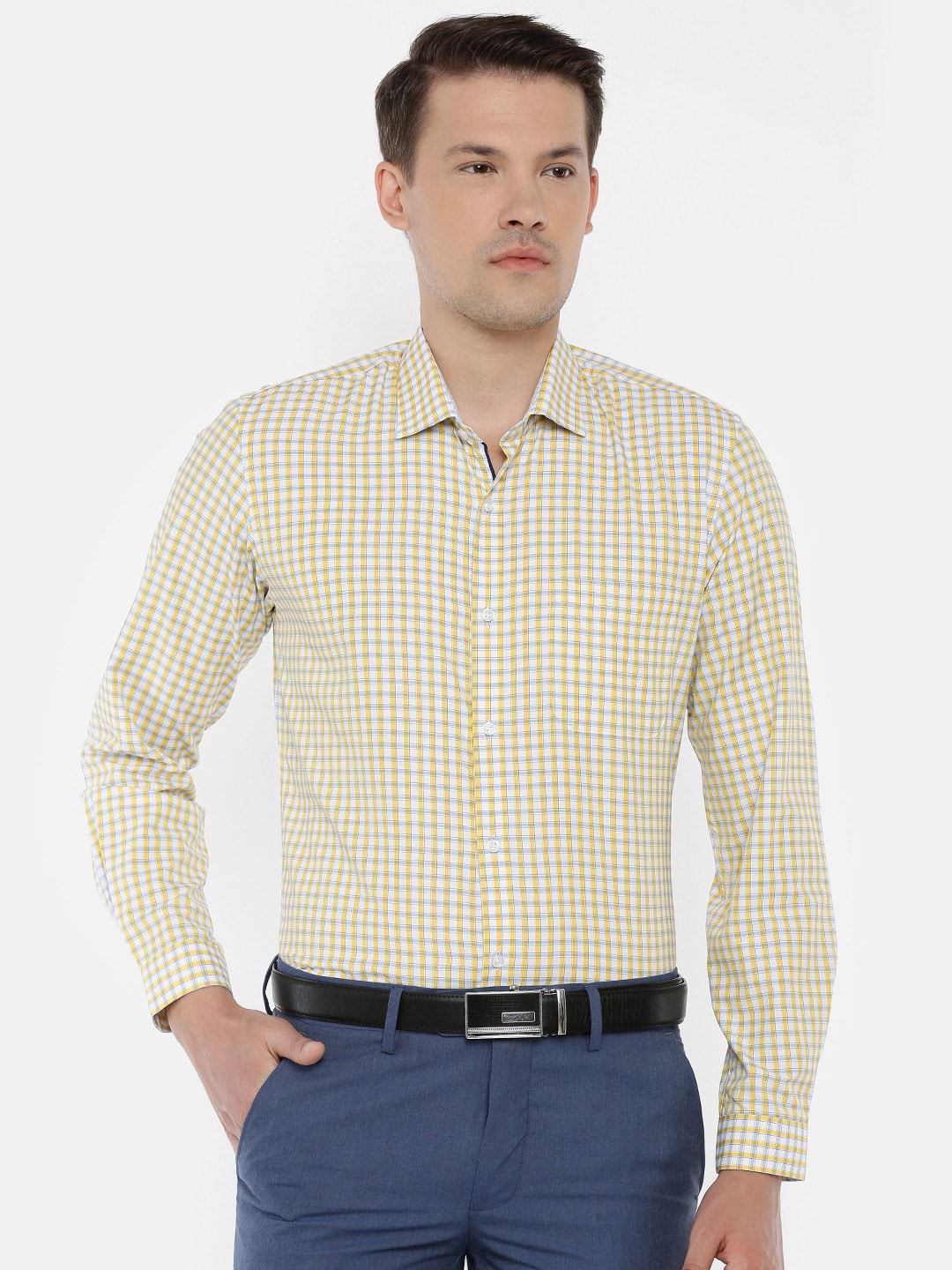 d5b5c4d7 Can I Wear A Blue And White Striped Shirt With Black Pants - raveitsafe