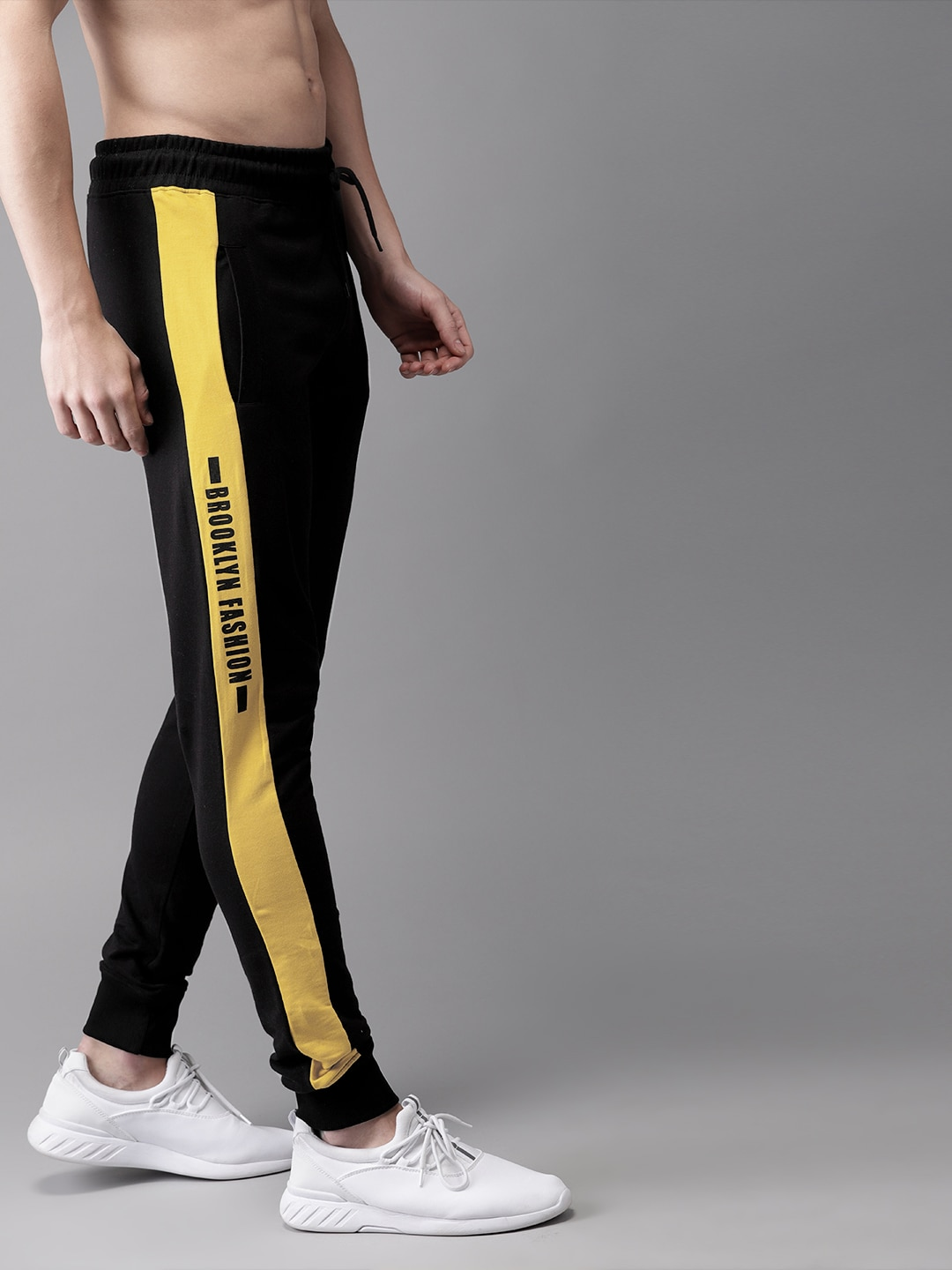 79ae12a2a5 Joggers - Buy Joggers Pants For Men and Women Online - Myntra