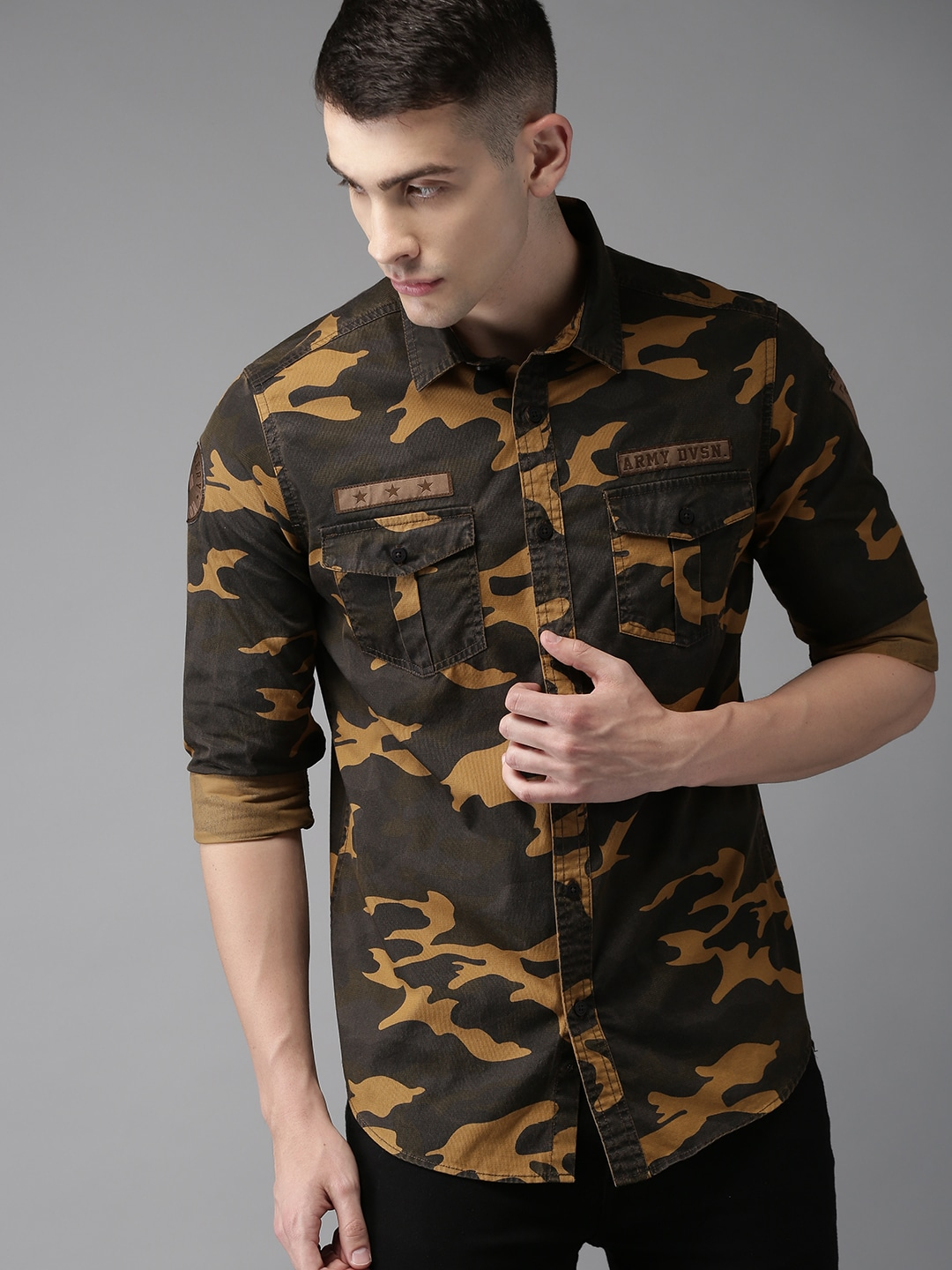 396a57ef335 Shirts for Men - Buy Mens Shirt Online in India