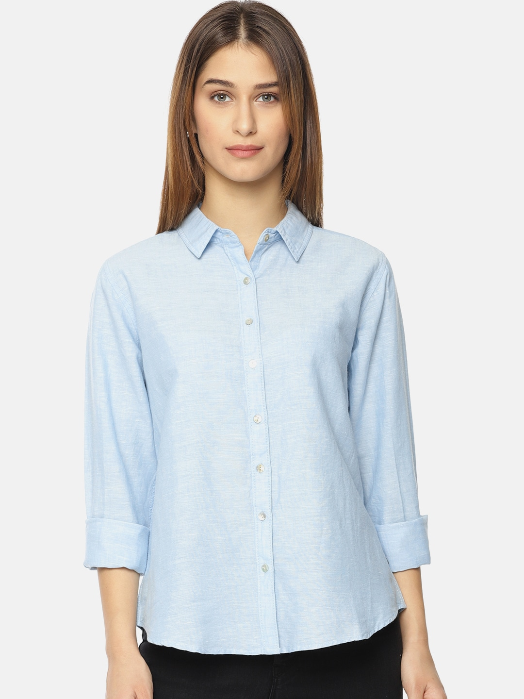08baa7cd1d3 Pepe Jeans Linen Shirts - Buy Pepe Jeans Linen Shirts online in India