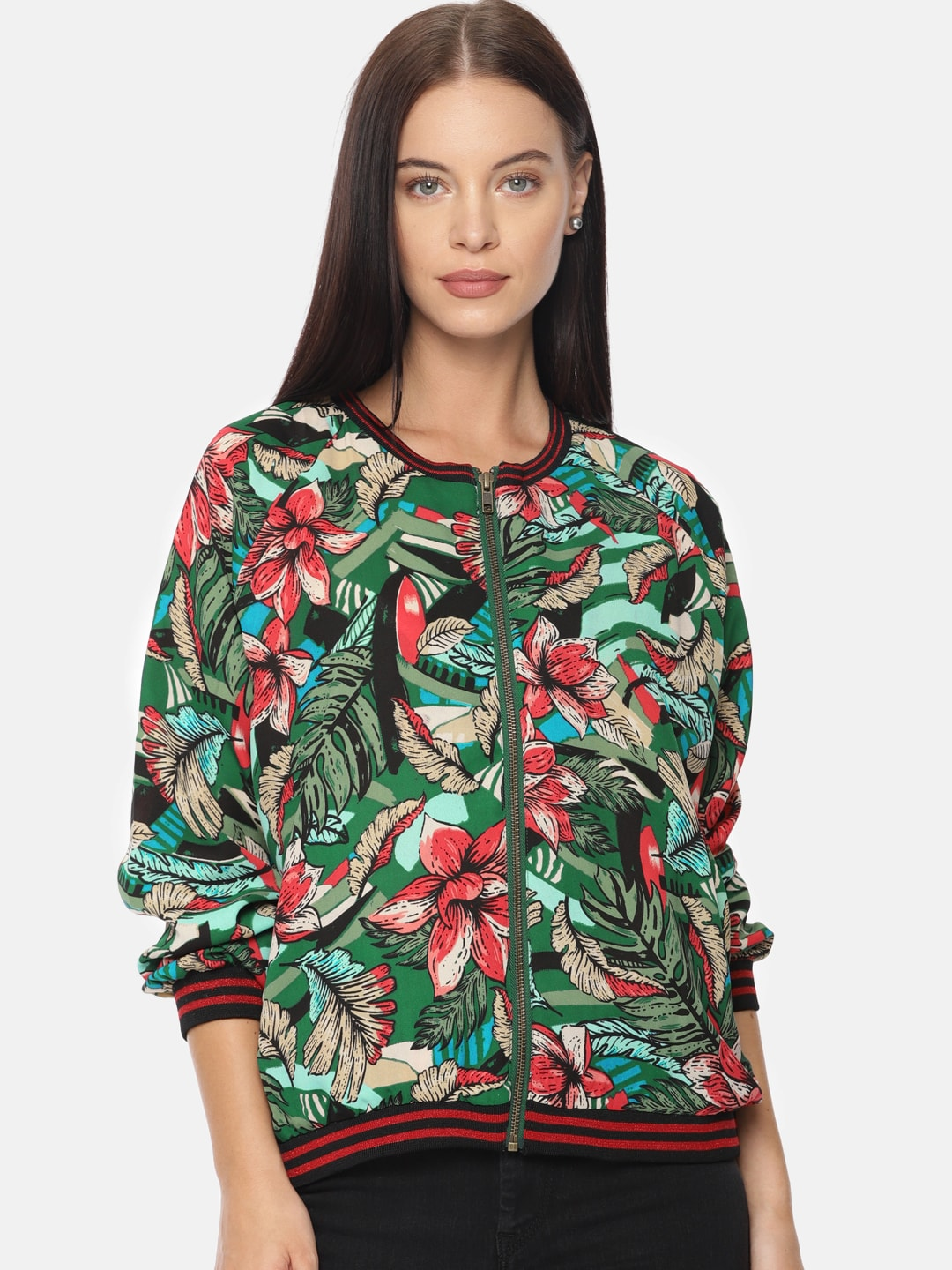 916b5dbc9 Floral Jackets - Buy Floral Jackets online in India