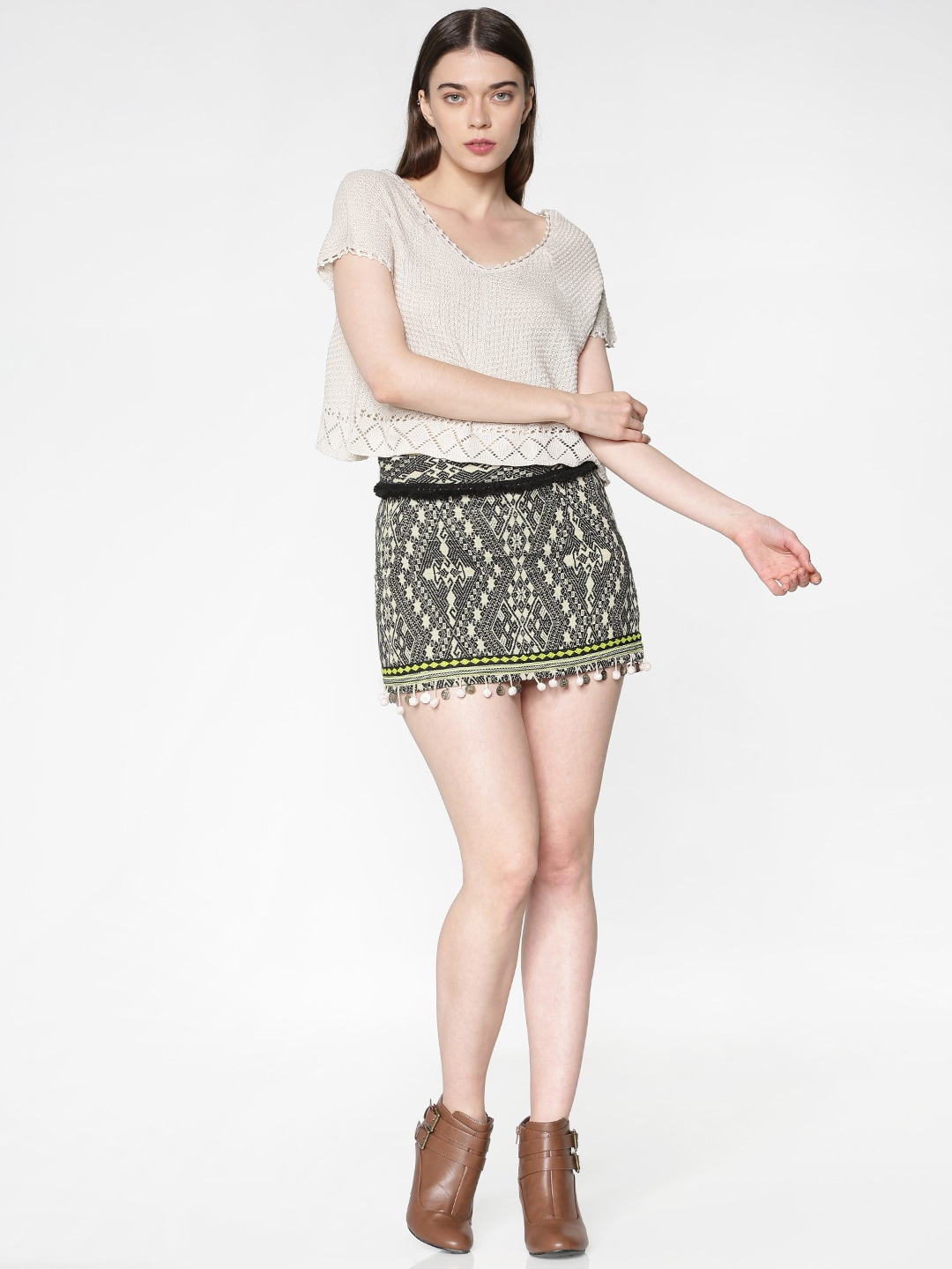 0fc62744a Women Skirts Only - Buy Women Skirts Only online in India - Jabong