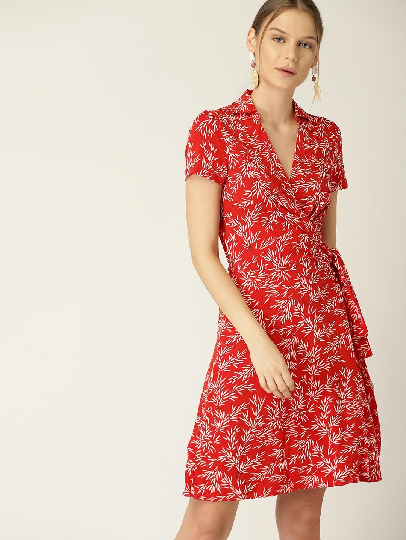 feba41affae Red Dress - Buy Trendy Red Colour Dresses Online in India