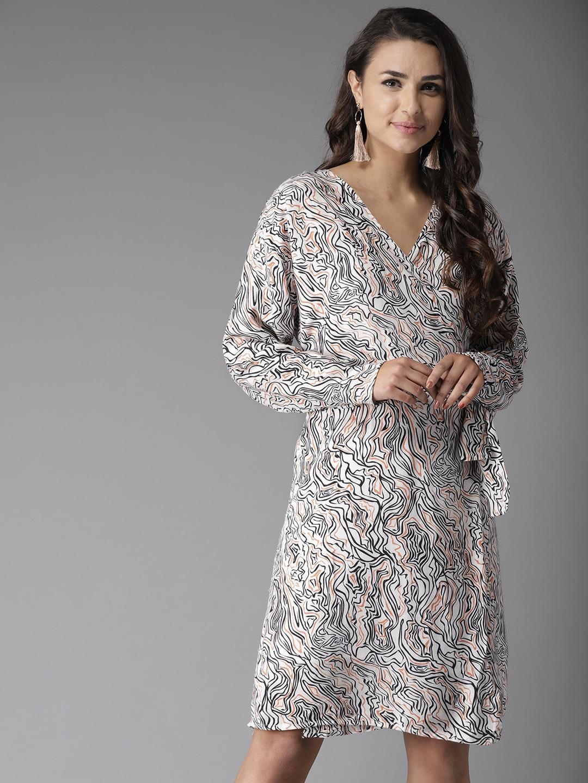 d027c491e2a Wrap Dress - Buy Wrap Dress online in India