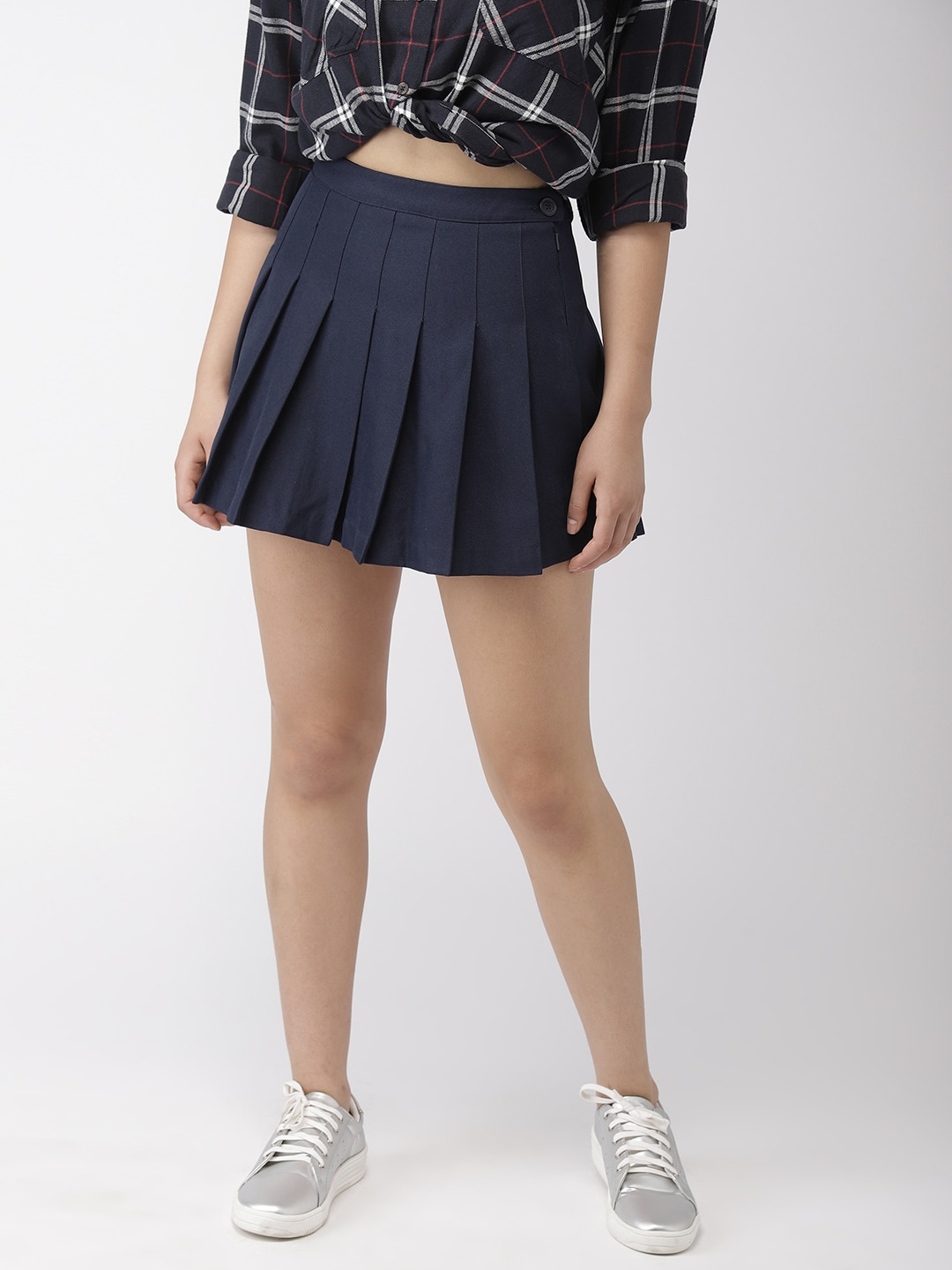 da6e98aab1 Women Mini Skirts - Buy Mini Skirt for Women Online | Myntra