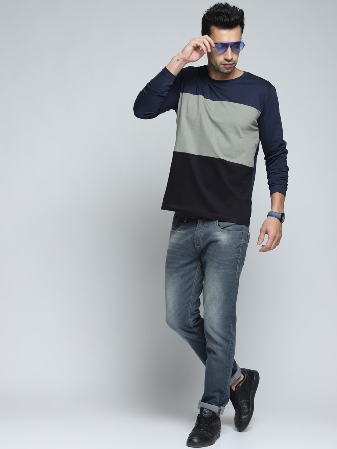 ab62e13f418 Men T-shirts - Buy T-shirt for Men Online in India